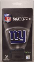 NFL LED Night Light New York Giants