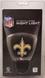 NFL LED Night Light New Orleans Saints
