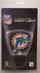 NFL LED Night Light Miami Dolphins