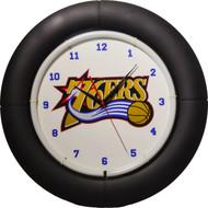 NBA Philadelphia 76ers Light Up Neon Everbright Wall Clock