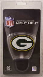 NFL LED Night Light Green Bay Pakers