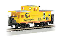 Bachmann HO Scale 36ft WideVision Caboose Chessie System