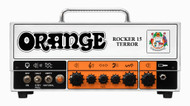 Orange Rocker 15 Terror 15‑Watt Tube Guitar Amplifier Amp Head