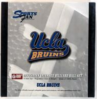 NCAA Sports Fan UCLA Bruins Pool/Billiard Ball Full Set