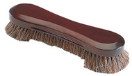 Heavy Duty Wood Handle/Horse/Nylon Pool/Billiards Cleaning Table Brush - Cherry