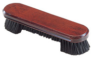 Basic Wood Handle/Nylon Bristle Pool/Billiards Cleaning Table Brush - Cherry