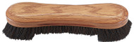 Heavy Duty Wood Handle/Nylon Pool/Billiards Cleaning Table Brush - Oak