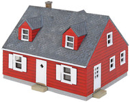 Walthers Cornerstone N Scale Building/Structure Kit Cape Cod House/Home