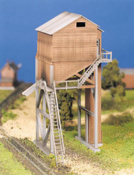Plasticville O Scale USA Classic Building/Structure Kit Coaling Tower