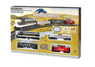 Bachmann HO Scale Thoroughbred Train Set Norfolk Southern