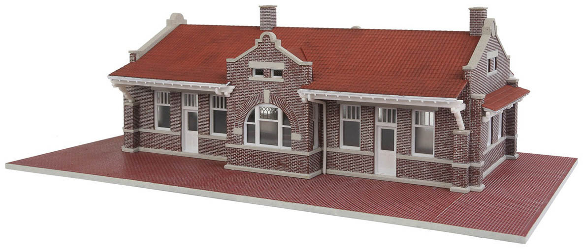 Parts & Accessories Walthers Cornerstone HO Scale Building/Structure Kit Brick Stacks