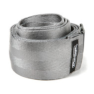 Dunlop Seatbelt Guitar/Bass Strap - Gray