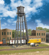 Walthers Cornerstone N Scale Building/Structure Kit City Water Tower
