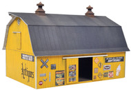 Walthers Cornerstone HO Scale Building/Structure Kit Antiques Barn