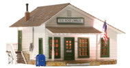 Woodland Scenics O Scale Built-Up Building/Structure Letters Parcels & Post