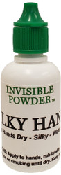 Silky Hand Spray Invisible Powder 1oz Pool/Billiard Cue Accessory