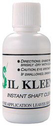 Sil Kleen Pool Cue Liquid Shaft Cleaner & Polisher Pool/Billiard Cue Accessory