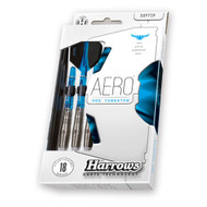 Harrows Aero Soft Tip Tungsten Darts 18G Style A
