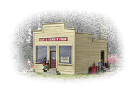 Walthers Cornerstone N Scale Building/Structure Kit Jim's Repair Shop Storefront