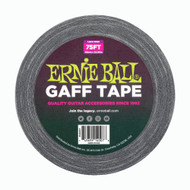 Ernie Ball P04007 Gaff Tape - 75ft