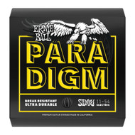 Ernie Ball Paradigm Steel Beefy Slinky Electric Guitar Strings (11-54) 12 Packs