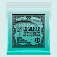 Ernie Ball P02326 Concert/Soprano Nylon Ball-End Ukulele Strings - Black
