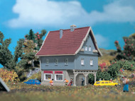 Vollmer Z Scale Building/Structure Kit Alpine Cottage House/Home