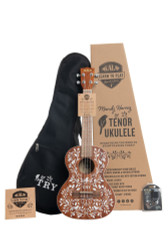 Kala Mandy Harvey Learn To Play Signature Series Mahogany Tenor Uke Ukulele