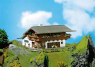 Faller N Scale Building/Structure Kit Ingeborg Alpine Boarding House/Home