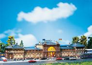 Faller HO Scale Building/Structure Kit Bonn Passenger Station/Train Depot