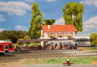 Faller HO Scale Building/Structure Kit Ebelsbach Rural Passenger Train Station