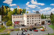 Faller HO Scale Building/Structure Kit City Hospital/Medical Center/Clinic