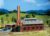 Faller Z Scale Building/Structure Kit Engine Repair Shed/Train Locomotive Works