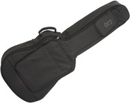 Levys EM20S Polyester Signature Soft Gig Bag Acoustic Guitar Zippered Pouches