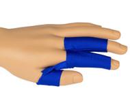 Unglove V2 (Version 2) Pool/Billiards Cue Stick Fingerwrap Playing Glove (Blue)