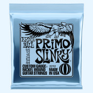 Ernie Ball 2212 Primo Slinky Nickel Wound Electric Guitar Strings (9.5-44)