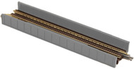 Micro-Trains MTL Z-Scale Micro-Track - 110mm Straight Girder Bridge/Track Gray