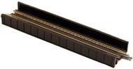 Micro-Trains MTL Z-Scale Micro-Track - 110mm Straight Girder Bridge/Track Black