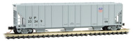 Micro-Trains MTL N-Scale 3-Bay Covered Hopper Union Pacific/UP/Shield #23249