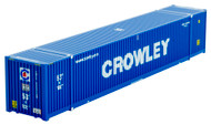 Micro-Trains MTL N-Scale 53ft Corrugated Shipping Container Crowley/CMCU 6030409
