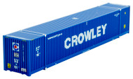 Micro-Trains MTL N-Scale 53ft Corrugated Shipping Container Crowley/CMCU 6010887