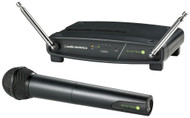 Audio-Technica ATW-902a System 9 VHF Wireless Handheld Microphone Receiver Pack