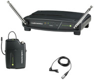 Audio-Technica ATW-901a/L System 9 VHF Lavalier Wireless Microphone Receiver