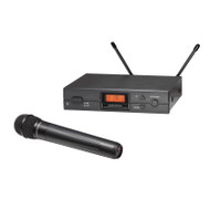 Audio-Technica ATW-2120bI 2000 Series UHF Wireless Hand Held Microphone System