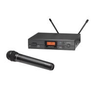Audio-Technica ATW-2120bI 2000 Series UHF Wireless Hand Held Microphone System