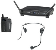 Audio-Technica ATW-1101/H System 10 Wireless Headworn Microphone System