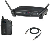 Audio-Technica ATW-1101/G System 10 Digital Guitar/Instrument Wireless Receiver