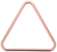 Plastic Pool/Billiard Table Standard 8 Ball Triangle Rack - Pink