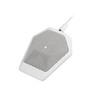 Audio-Technica U851RWb Unipoint Cardioid Condenser Boundary Microphone - White