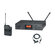 Audio-Technica ATW-2129bI 2000 Series UHF Wireless Lavalier/Lapel Microphone
